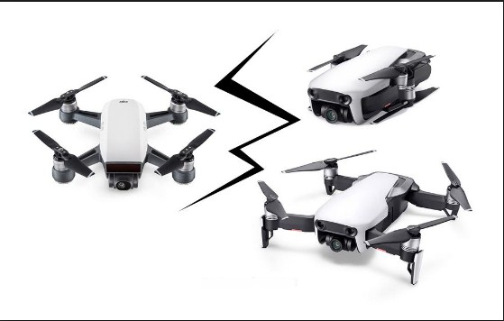 DJI Mavic Air 4K Drone