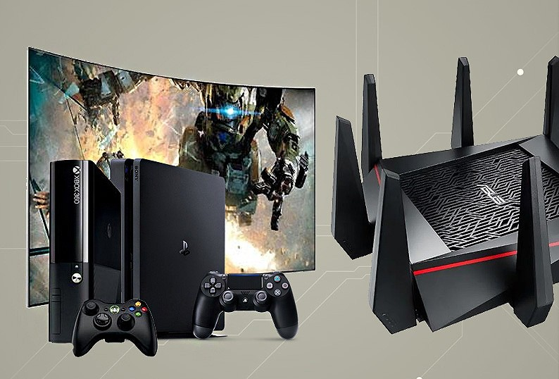 Gaming routers 2019