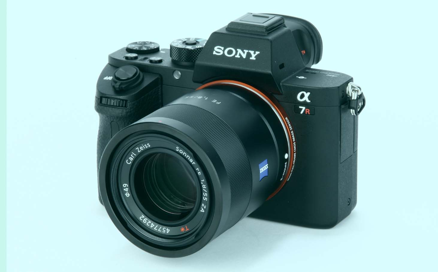 Sony Alpha A7R II Digital Camera