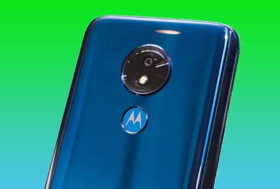 Motorola Moto G7 Phone