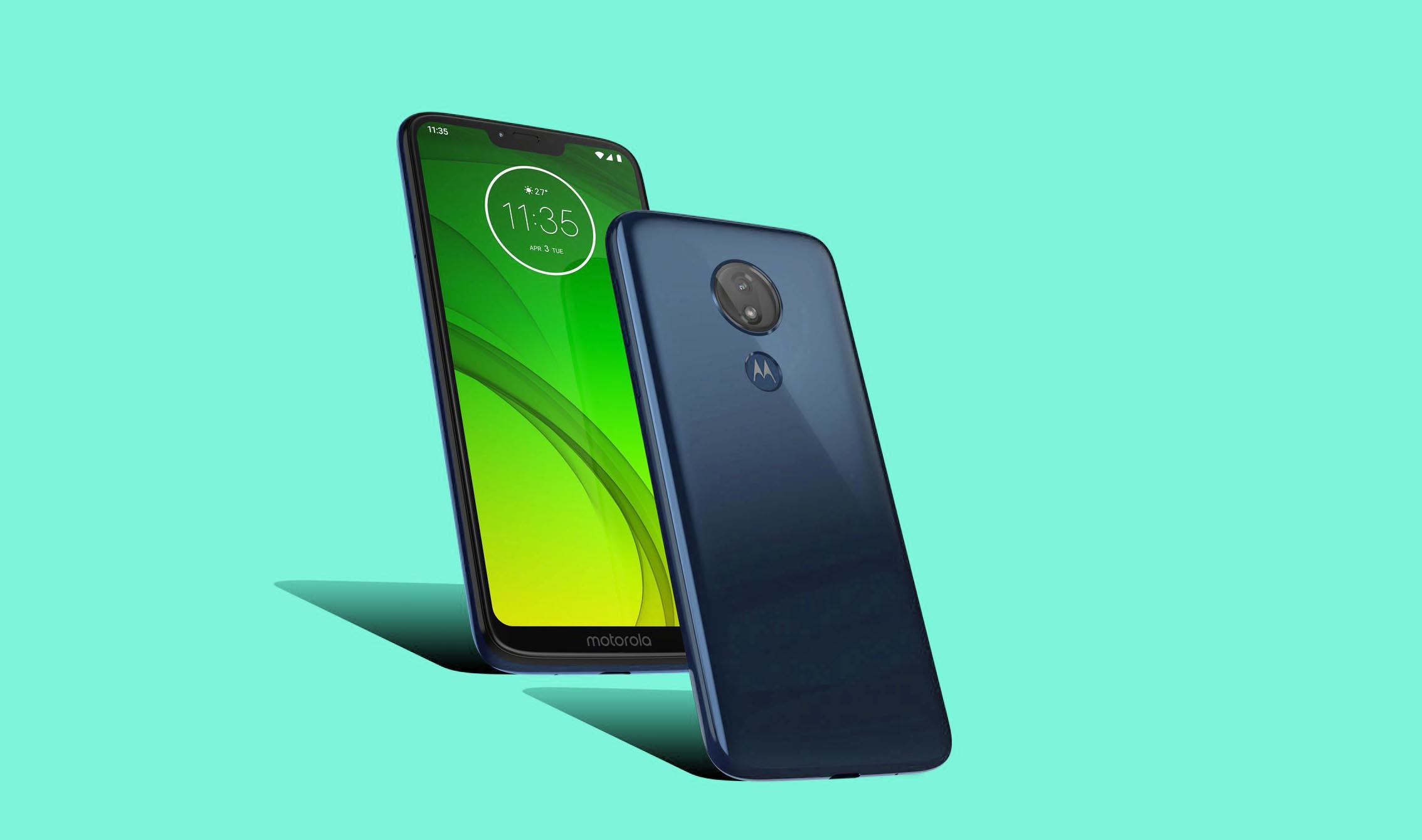 Motorola G7