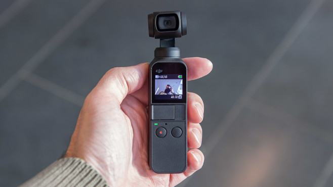 DJI Osmo Pocket powerful