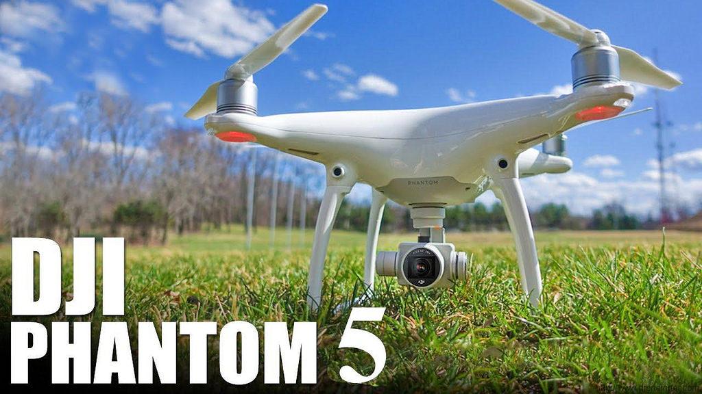 DJI Phantom 5 Drone release