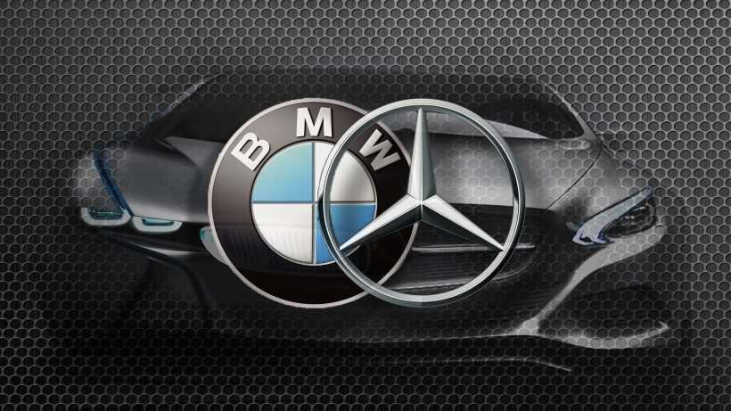 BMW and Mercedes-Benz
