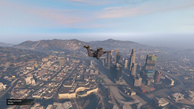 GTA 5 cheats and