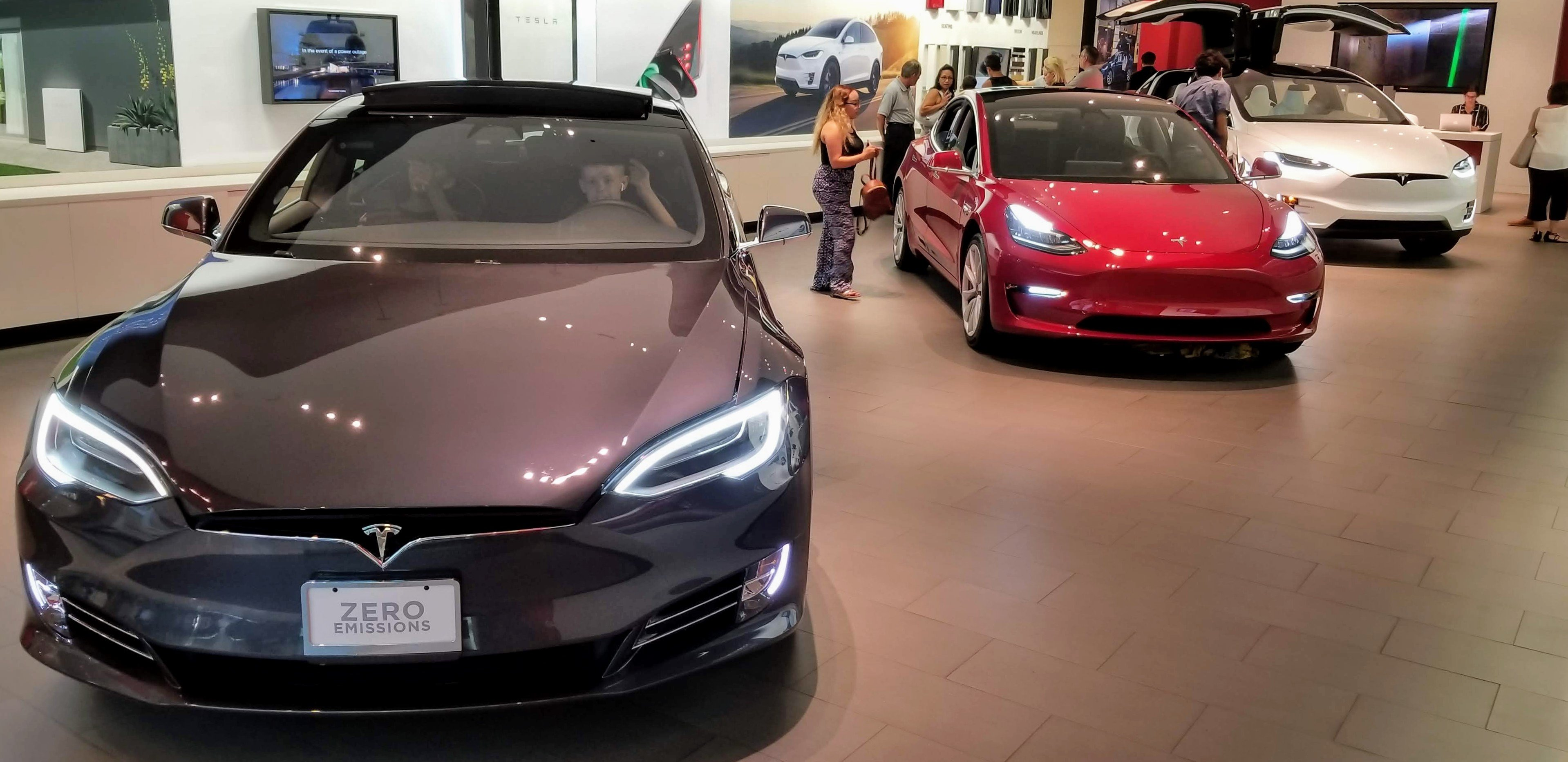 Tesla Keeping More Retail